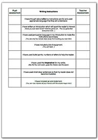 year 6 non-fiction checklists