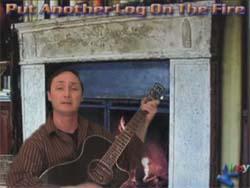 guitar instruction for put another log on the fire