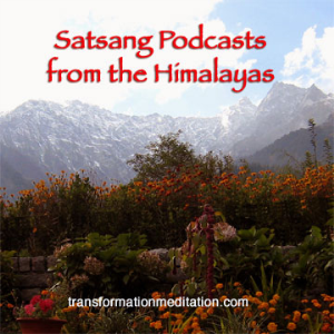 satsang podcast 05, being established in the meditative awareness, shree
