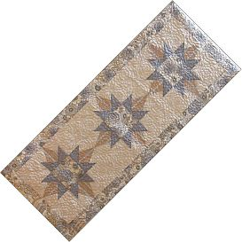 double star table runner