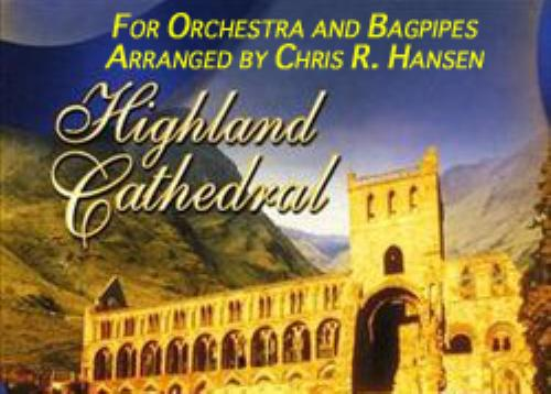 First Additional product image for - Highland Cathedral - Orchestra Feature with Bagpipes