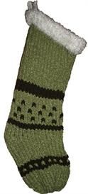 Christmas Stocking Pattern to Loom Knit | Other Files | Patterns and Templates