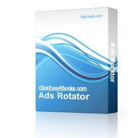 Ads Rotator | Software | Business | Other