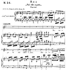 Voi che sapete. Soprano/Mezzo Aria. Le nozze di Figaro K.492, W.A. Mozart.  Vocal Score. Ed. Ricordi (PD) | eBooks | Sheet Music