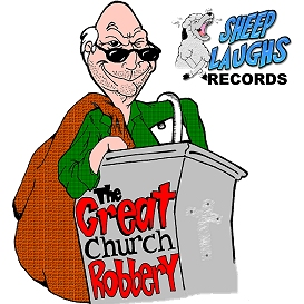 the great church robbery