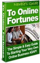 Newbies Guide To Online Fortunes | eBooks | Business and Money
