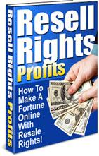 Resell Rights Profits | eBooks | Business and Money