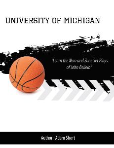 university of michigan playbook