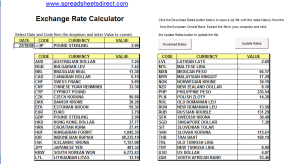download rate calculator