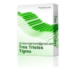 Tres Tristes Tigres | Music | Instrumental