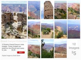 iPhone Scenics Grand Canyon Collection | Other Files | Wallpaper