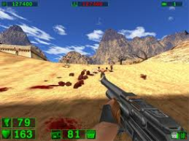 pc game serious sam - the first encounter