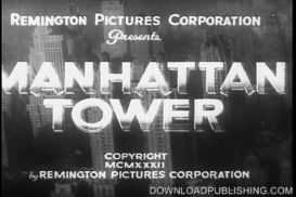 manhattan tower - 1932 movie drama romance download .mp4