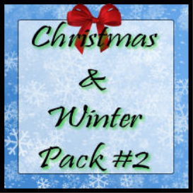 christmas/winter pack #2