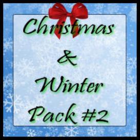 christmas/winter pack #2