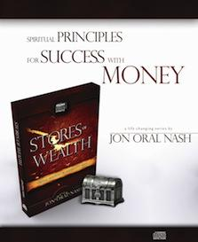 Stores of Wealth: Spiritual Principles for Success with Money | Audio Books | Business and Money