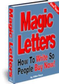 Magic Letters | eBooks | Business and Money