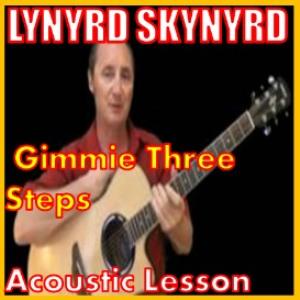 learn to play gimmie three steps by lynyrd skynyrd