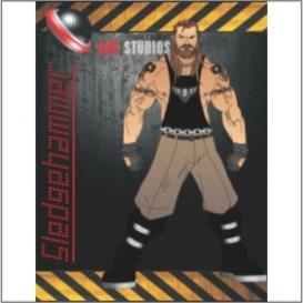 ahc character art - sledgehammer