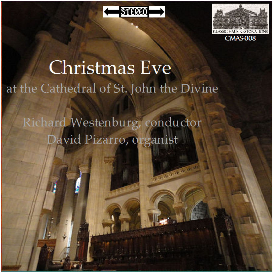 christmas eve at the cathedral of st. john the divine