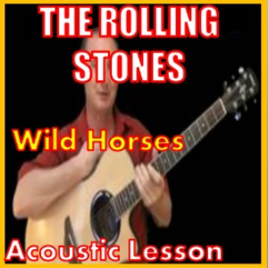 Learn to play Wild Horses by The Stones | Movies and Videos | Educational
