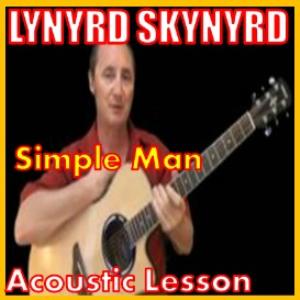 learn to play simple man by lynyrd skynyrd
