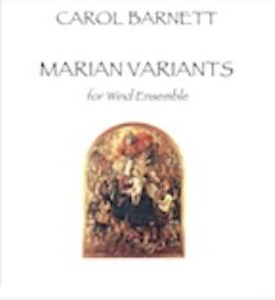 marian variants - score (pdf)