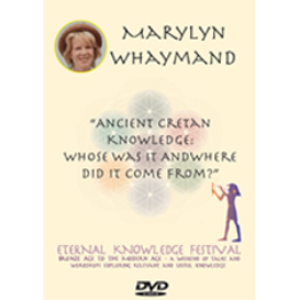 "marylyn whaymand. ""ancient cretan knowledge: whose was it & where did it come from?"