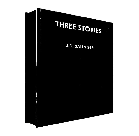 leaked j.d. salinger - three stories (ocean full of bowling balls + 2 more)