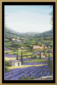 Vineyard Collection - Lavender Fields