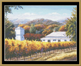 Vineyard Collection - Autumn & Watertower