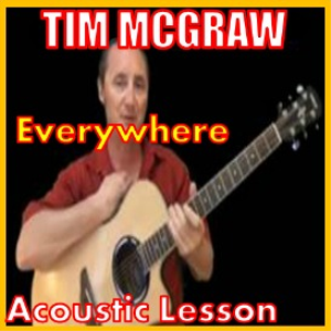 Learn to play Everywhere by Tim McGraw | Movies and Videos | Educational