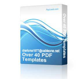 Over 40 PDF Templates | Software | Business | Other