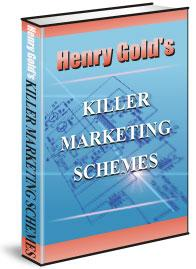 Killer Marketing Schemes | eBooks | Business and Money