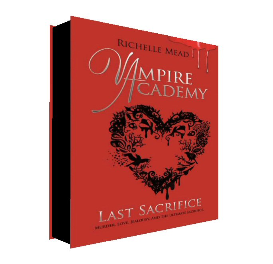 vampire academy 6 last sacrifice (pdf)