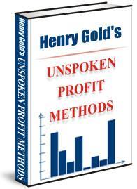 Unspoken Profit Methods | eBooks | Business and Money