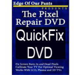 the pixel repair quickfix dvd
