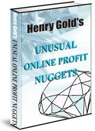 Unusual Online Profit Nuggets | eBooks | Business and Money