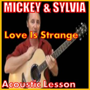 Learn to play Love Is Strange by Mickey And Sylvia | Movies and Videos | Educational