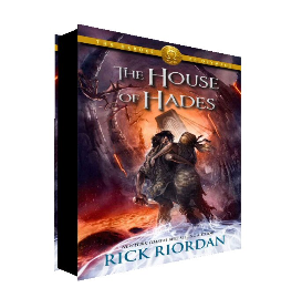 the house of hades (the heroes of olympus book 4)
