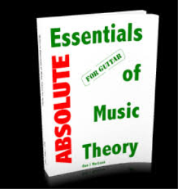 absolute essentials of music theory for guitar (pdf)