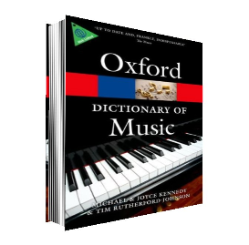 the oxford dictionary of music (pdf)