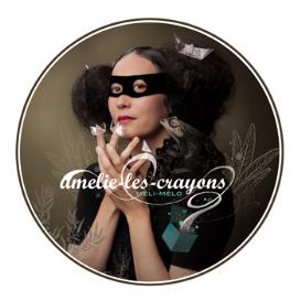 amelie-les-crayons : meli-melo mp3