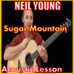 learn to play sugar mountain by neil young