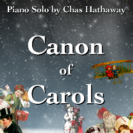 canon of carols sheet music