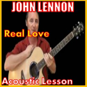 Learn to play Real Love by John Lennon | Movies and Videos | Educational