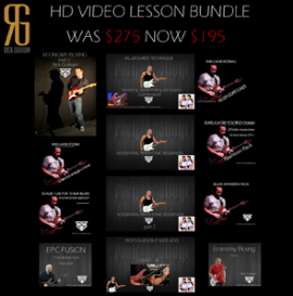 rick graham - special hd lesson bundle