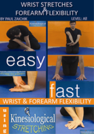 wrists stretches & forearm flexibility