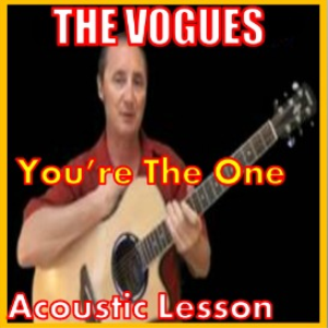 Learn to play You're The One by The Vogues | Movies and Videos | Educational