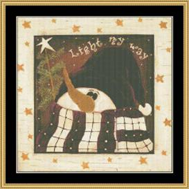 Light My Way | Crafting | Cross-Stitch | Other
